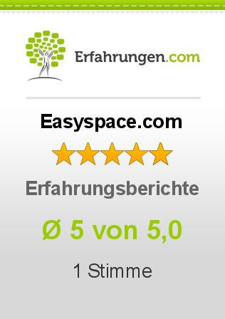 Easyspace.com Erfahrungen
