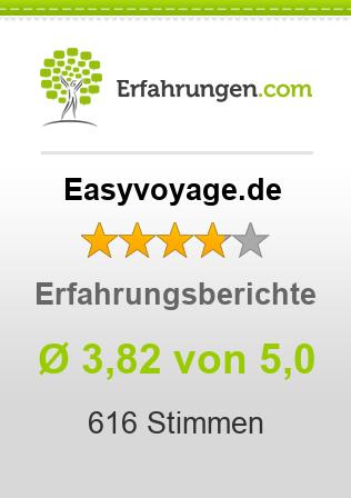 Easyvoyage.de Erfahrungen
