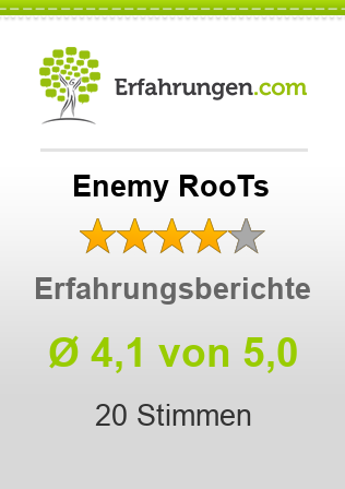 Enemy RooTs Erfahrungen