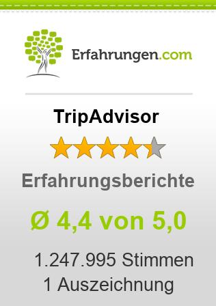 TripAdvisor Erfahrungen