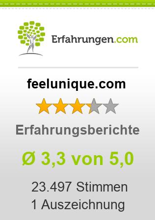feelunique.com Erfahrungen