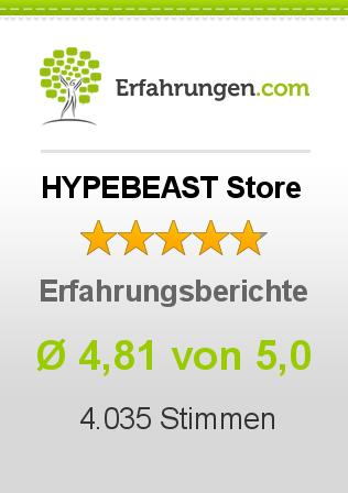 HYPEBEAST Store Erfahrungen