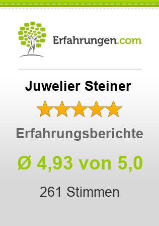 Juwelier Steiner Erfahrungen