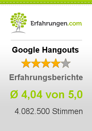 Google Hangouts Erfahrungen