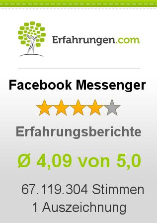 Facebook Messenger Erfahrungen