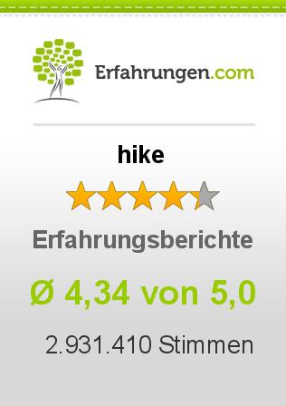 hike Erfahrungen