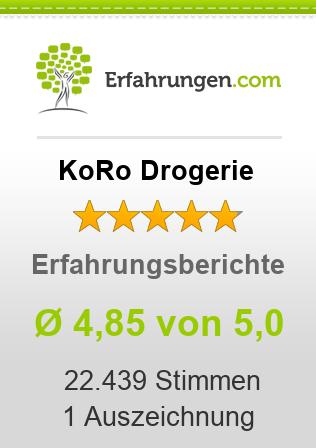 KoRo Drogerie Erfahrungen
