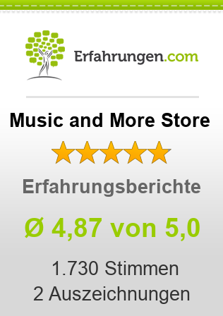 Music and More Store Erfahrungen