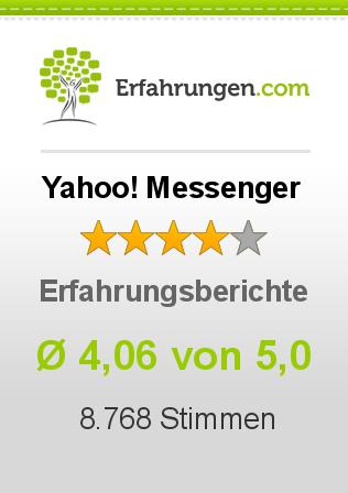 Yahoo! Messenger Erfahrungen