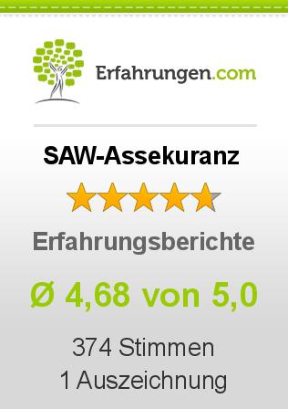SAW-Assekuranz Erfahrungen