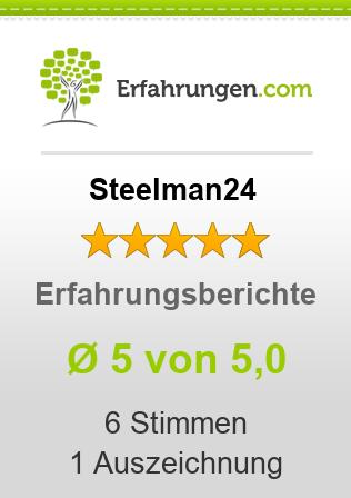Steelman24 Erfahrungen