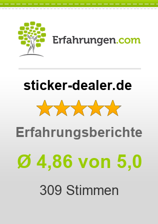 sticker-dealer.de Bewertungen