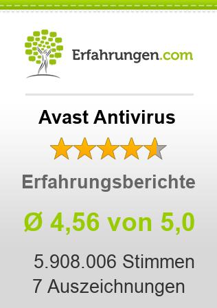 Avast Antivirus Erfahrungen