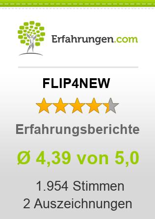 FLIP4NEW Erfahrungen