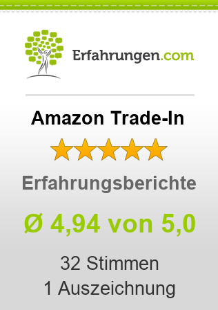 Amazon Trade-In Erfahrungen