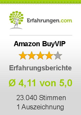 Amazon BuyVIP Erfahrungen