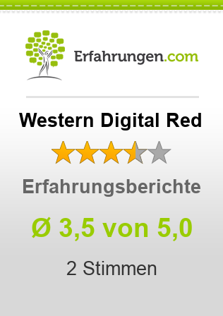 Western Digital Red Erfahrungen
