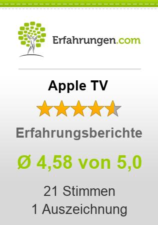 Apple TV Erfahrungen