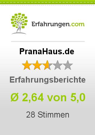 PranaHaus.de Erfahrungen