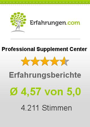 Professional Supplement Center Erfahrungen