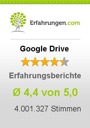 Google Drive Erfahrungen