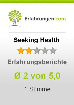 Seeking Health Erfahrungen