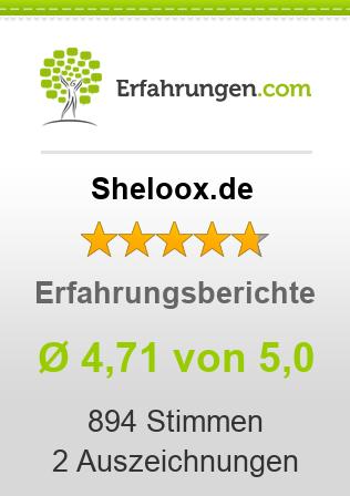 Sheloox.de Erfahrungen