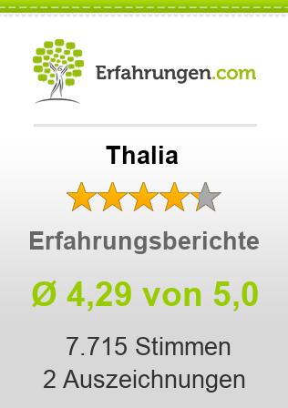 Thalia Erfahrungen