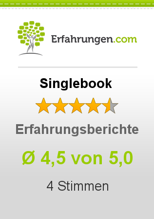 Singlebook Erfahrungen