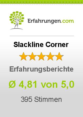 Slackline Corner Erfahrungen
