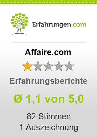 Affaire.Com Bewertungen