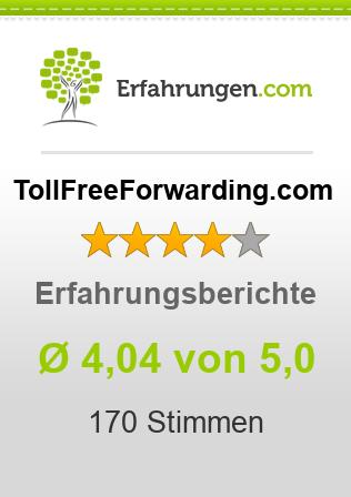 TollFreeForwarding.com Erfahrungen