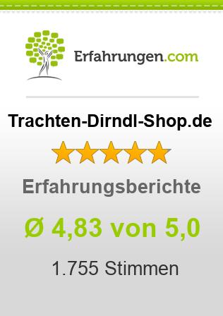 Trachten-Dirndl-Shop.de Erfahrungen