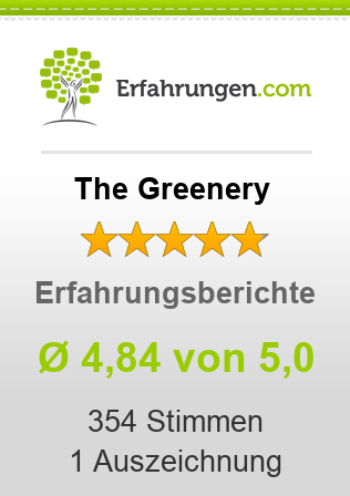 The Greenery Erfahrungen