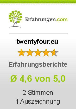 twentyfour.eu Erfahrungen