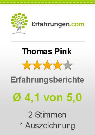Thomas Pink Erfahrungen