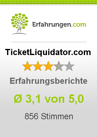 TicketLiquidator.com Erfahrungen