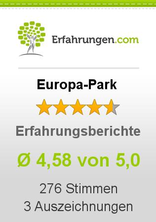 Europa-Park Erfahrungen