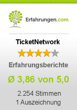 TicketNetwork Erfahrungen