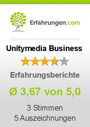 Unitymedia Business Erfahrungen