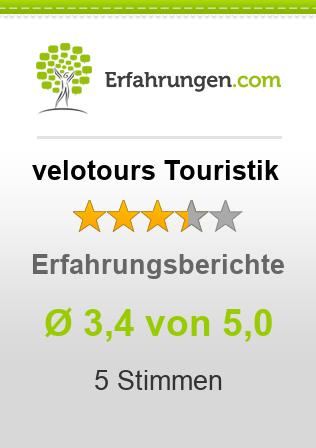 velotours Touristik Erfahrungen