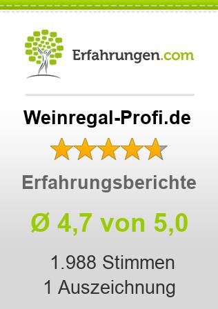 Weinregal-Profi.de Erfahrungen