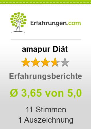 amapur Diät im Test