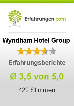 Wyndham Hotel Group Erfahrungen