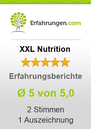 XXL Nutrition Erfahrungen