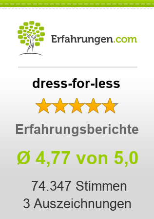 dress-for-less Erfahrungen