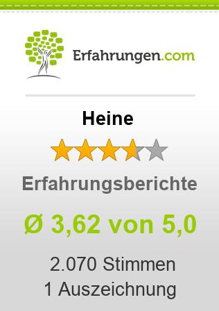 Heine Erfahrungen