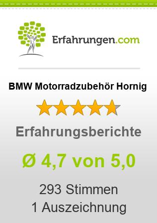 BMW Motorradzubehör Hornig Erfahrungen
