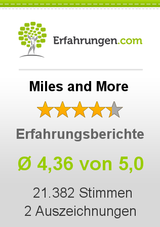 Miles and More Erfahrungen