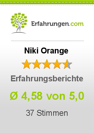 Niki Orange Bewertungen